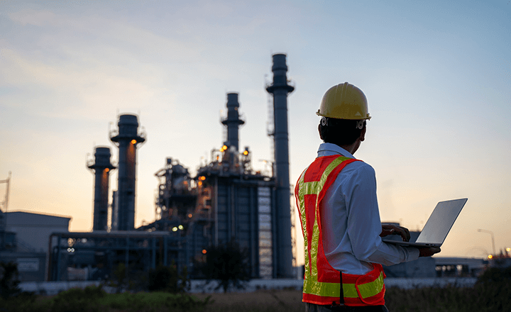 Digital Transformation of Plants, Factories and Water Infrastructure