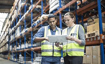 Digital Transformation of Distribution and Logistics